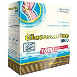 GOLD GLUCOSAMINE 1000 60таб