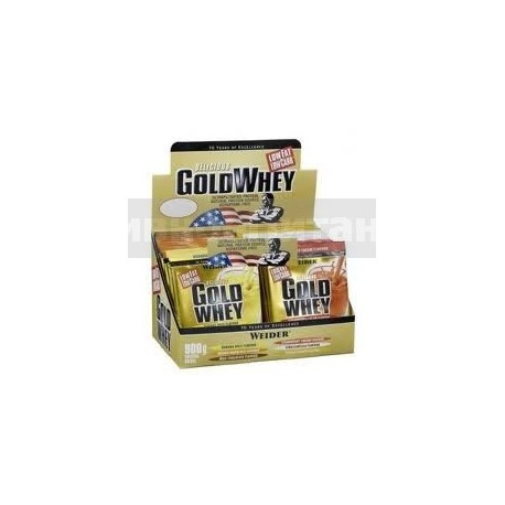 Gold Whey Variety Pack 50x30г