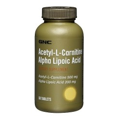 Acetyl-L-Carnitine Alpha Lipocid Acid - 60 капсул