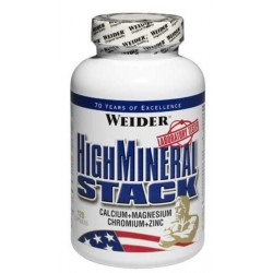 High Mineral Stack 120капс