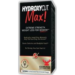 Hydroxycut Max 120 Liuid-caps