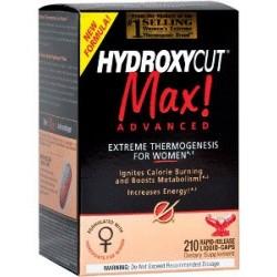 Hydroxycut Max 210 Liuid-caps