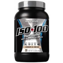 Iso 100 Whey - 726 г