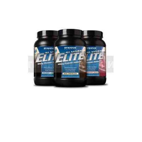 All Natural Elite Whey 900 г