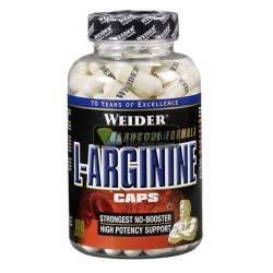 L-Arginine Caps - 100 капсул