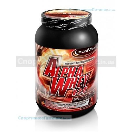 Alpha Whey 900 г