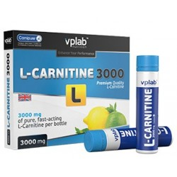 L-Carnitine 3000 7 ампул