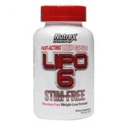 Lipo-6 Stim-Free 120 liquid капс