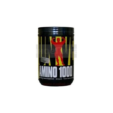 Amino 1000 500 капсул