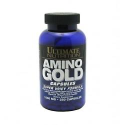 Amino Gold Capsules 250 капс