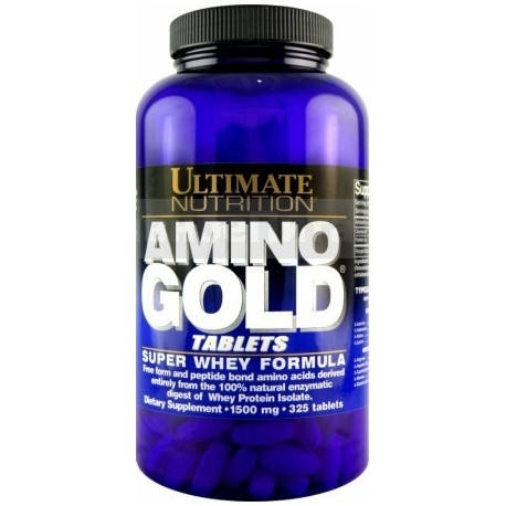 Amino Gold Tablets 325 таб
