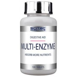 MULTI-ENZYME - 100 таблеток