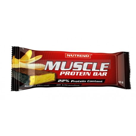 MUSCLE PROTEIN BAR 55 г