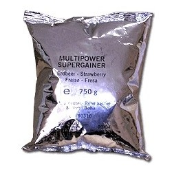 Muscle Supergainer 750g