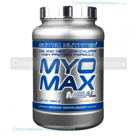 Myo Max Meal 1560 г