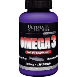 Omega 3 180 softgels