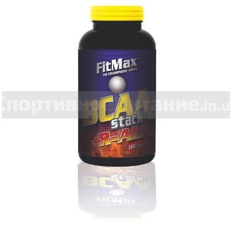 Amino BCAA Stak + R-ALA, 120 таб