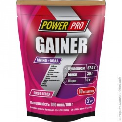 Power Pro Gainer 2кг