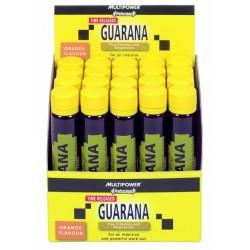 Professional Guarana ampules 20 x 25 мл - апельсин
