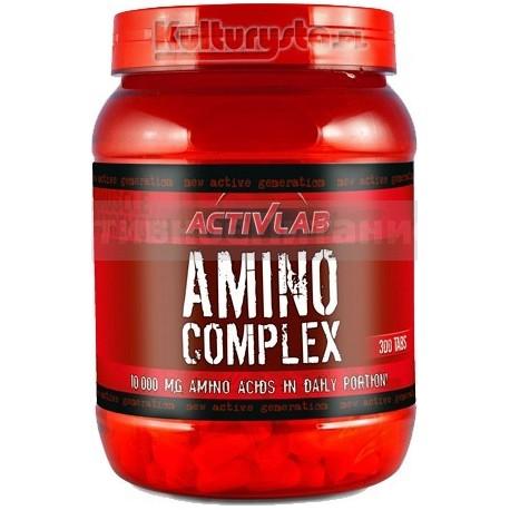 Amino Complex 300 таб