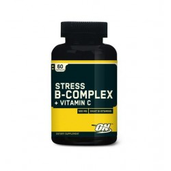 Stress B Complex + Vitamin C 60 капс