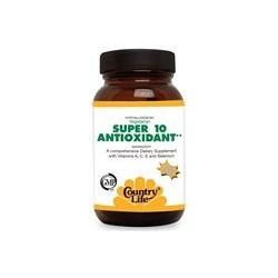 SUPER 10 ANTIOXIDANT 60 таблеток
