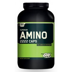 Superior Amino 2222 Caps 300 капсул