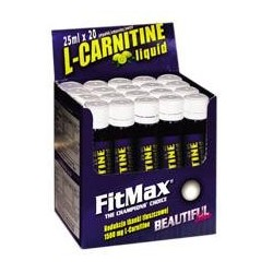 Therm L-Carnitine Liquid 25х20 мл