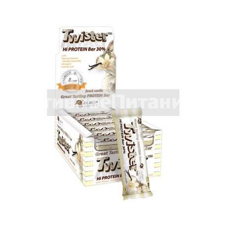 Twister Bar - 30 % Protein 60 г 24 шт