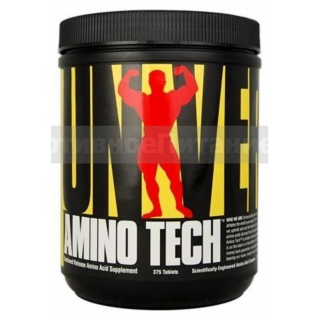 Amino Tech 375 таб