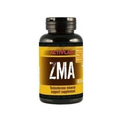 ZMA (testosterone mineral support supplement) 90 капс