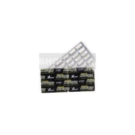 Anabolic Amino 5500 mega caps - 30 капсул (блистер)