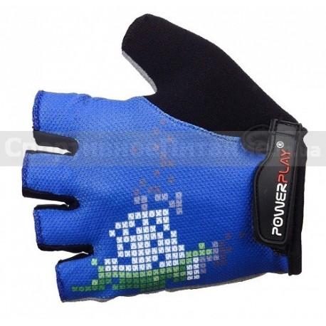 Велоперчатки PowerPlay 002-D