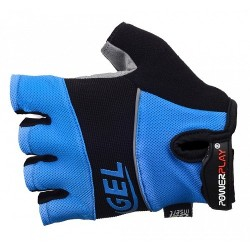 Велоперчатки PowerPlay 1058 синие