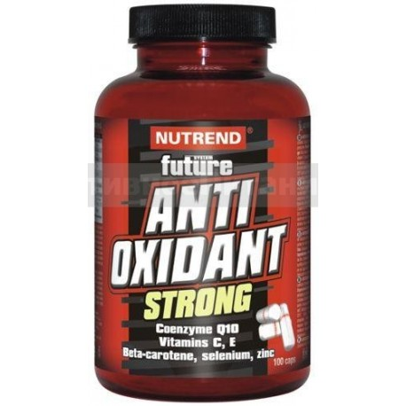 ANTIOXIDANT STRONG 100капс