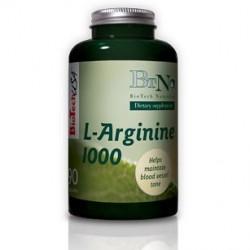 L-Arginine 1000 90 капс