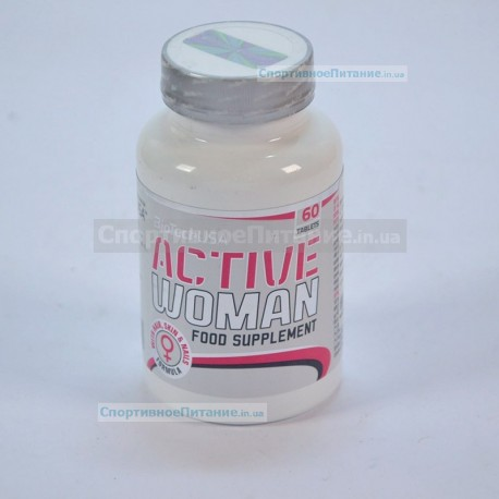 Active Woman 60 таб