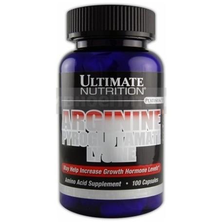 Arginine Pyroglutamate Lysine 100 капс