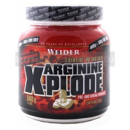 Arginine X-Plode - 500 г