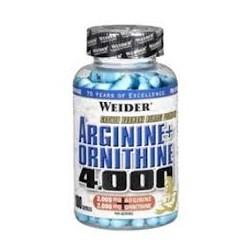 Arginine+Ornitin 4000 - 180 табл