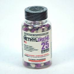 Methyldrene 25 Ephedra Elite 100 капс