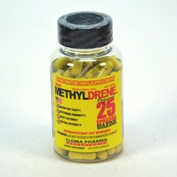 Methyldrene 25 Ephedra 100 капс