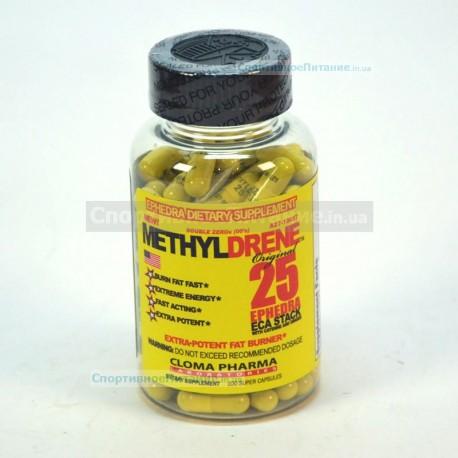 Methyldrene 25 Ephedra 100 капс