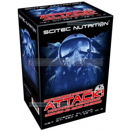 Attack! 2.0 25х10 г