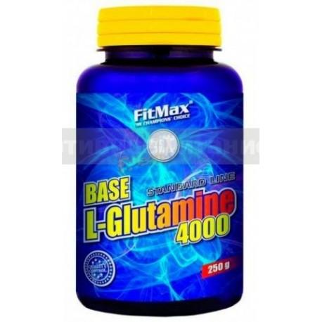 Base L- Glutamine 250 г