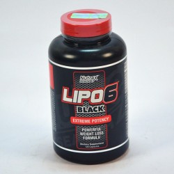 Lipo-6 Black 120 капс
