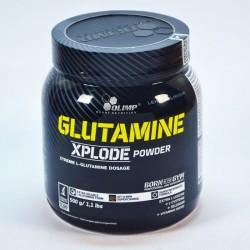 Glutamine XPLODE Powder - 500 г