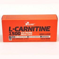 L-Carnitine 1500 Extreme mega caps 120 капс