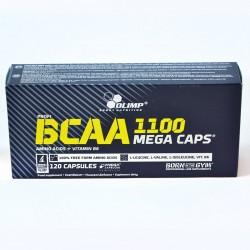 BCAA Mega Caps 1100 120 капс