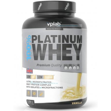 100% Platinum Whey 2300 г